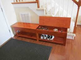 Storage Bench Plans Woodworking Image Mag