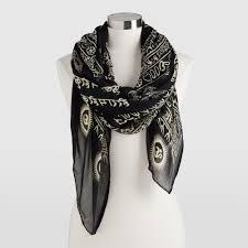 unique scarves wraps and shawls world market