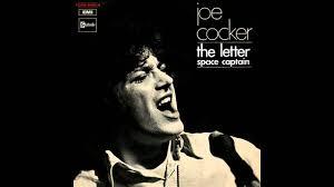 JOE COCKER 1 The Letter Studio Version The Letter