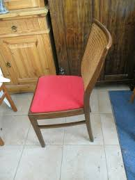 stuhl 2 stühle antik deco esszimmer hohe lehne geflecht