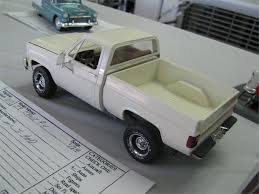 Luxury Chevrolet Truck Model Kits - EntHill