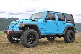 Jeep Nilima Edition - Dave Smith Custom