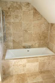 Bathroom Backsplash Tile Home Depot by Travertine Backsplash Tiles Tile Natural Stone Tile The Home Depot