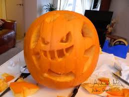 Pokemon Pumpkin Carving Templates by Gengar Pumpkin Carving By Andward Arts On Deviantart