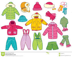 Clothes For Kids Clipart