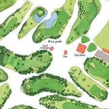 golf de mont de marsan le poutic gîte de charme nos prestations sport et nature