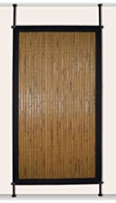 Versailles Home Fashions PP015 19 Bamboo Privacy Panel 38 X 68