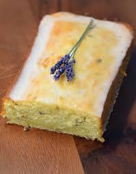 zitronen lavendel kuchen mit pfeffer liebe