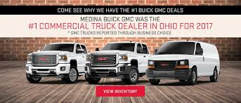 2018 GMC Commercial Truck Specials At Medina Buick GMC