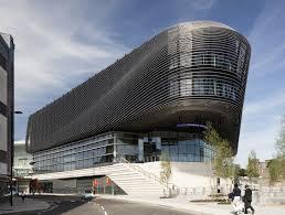 100 Architects Southampton Watermark Facade Architecture Futuristic
