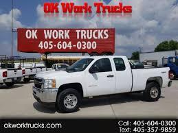 100 Trucks For Sale In Oklahoma 2013 Chevrolet Silverado 2500HD In City OK Commercial Truck Trader
