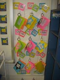 The Next Three Images Are From First Grade Fabulous Fish I Think Portable Word Walls A Great Idea