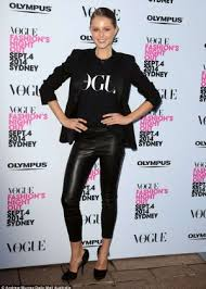 Isabelle Cornish Fashions Night Out Launch 2014