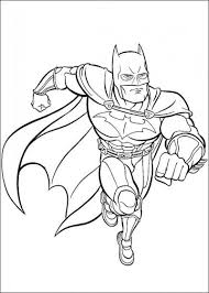 Batman Beyond Coloring Pages Kids Page