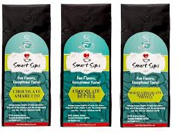 Smart Sips Chocolate Lovers Variety Pack Ground Bagged Coffee