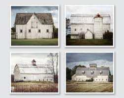 Fixer Upper Decor Farmhouse Wall Art Set Of 4 Rustic Country