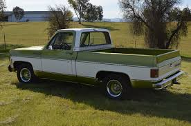 Just Listed: 1974 Chevrolet C10 Cheyenne Shortbed Is A Handsome ...
