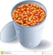 Beans Clipart Can Bean 5