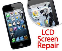 Cell Phone LCD Display Screen Repair Service