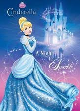 A Night To Sparkle Disney Princess Deluxe Coloring Book By RH