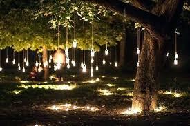 Outdoor Hanging Tree Lights Hanging Outdoor Christmas Tree Lights