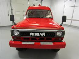 100 1991 Nissan Truck Safari For Sale ClassicCarscom CC1159514