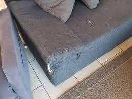 sofa gebraucht kratztspuren siehe bild gratis zum abgeben