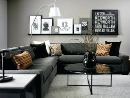 Sophisticated Wall Decoration Living Room Pretty Design Decor Ideas Photo Of Nifty