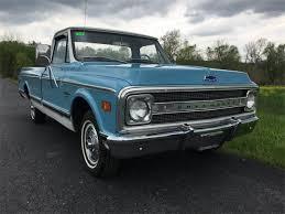1969 Chevrolet C10 For Sale | ClassicCars.com | CC-1095431