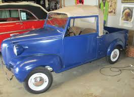 100 Crosley Truck A Trio Of S And A Pair Of Bantams Head To Auction