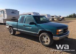 1997 GMC SIERRA P/U - Weaver Bros. Auctions Ltd. 1997 Gmc 3500 Dump Truck With Plow For Auction Municibid Sierra 1500 Photos Informations Articles Bestcarmagcom Pin By Blake Finch On Old Truck New Rims Pinterest Chevrolet Sonoma Specs And Strongauto Pickup Item Da3318 Sold Marc 2500 Questions Are The Tail Dash Lights Controlled Gmc W 75 Fisher Minute Daily Driver Sale In Sierra Sle Id 19433 Sierra Pu Weaver Bros Auctions Ltd