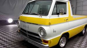 1967 Dodge A100 340 AUTO - YouTube