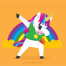 Free Download Vector Dab Unicorn And Clip Art Inspiration U2022 Rh Clipartsource Today