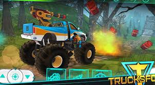 100 Juegos De Monster Truck Monster Truck Para Nios Camiones Monstruos Carreras Tranformes