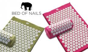 Bed Of Nails Acupressure Mat by Bed Of Nails Acupressure Mat Thegogreenblog