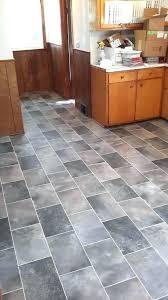 Vinyl Flooring Kitchen For Laminate White Cabinets