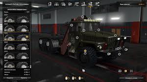 100 Ural Truck For Sale URAL432043202 V60 TRUCK MOD Euro Simulator 2 Mods
