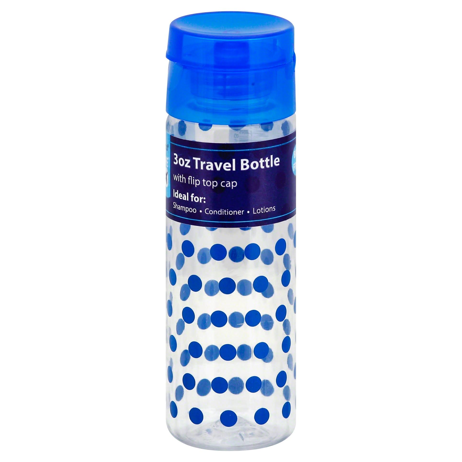 Sprayco On the Go Travel Bottle, 3 Ounce