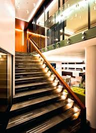 decorations great looking automatic led stair lights with