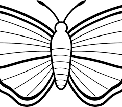 Butterfly Coloring Pages Free Printable For Kids Kid