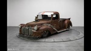 100 Rat Rod Trucks Pictures Chevrolet 3100 Pickup