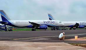 siege a320 indigo denies flight cancellations due to a320 neo engine snag