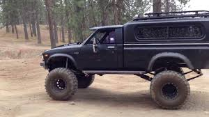 100 1982 Toyota Truck Pickup 53L Vortec LM7 Drives Itself YouTube