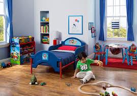 Amazon Delta Children Plastic Toddler Bed Nick Jr PAW