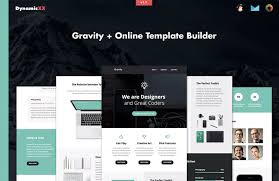 This Bestselling Online Template Builder Is Compatible With All Major Email Providers Including Campaign Monitor Mailchimp FreshMail And More