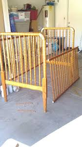 Cribs That Convert To Toddler Beds by Diy Old Crib Into Toddler Bed Do It Yourself Divas Toddler