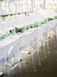 Shabby Chic Wedding Decorations Hire by Best 25 Ghost Chair Wedding Ideas On Pinterest Clear Chairs