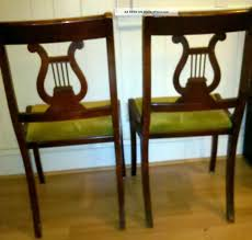 furniture duncan phyfe chairs duncan phyfe china cabinet 1940