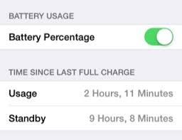 Tips to improve iPhone 5s and iPhone 5c battery life