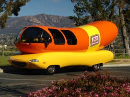 Upcoming Event: Oscar Mayer Wienermobile